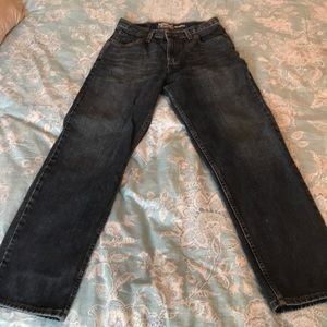 Men's signature Levi blue jeans relaxed fit 30x32